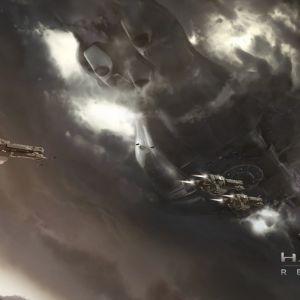 Halo Reach Artwork Video Games Wallpaper