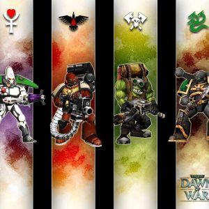 Wallpapers Games Warhammer       Dawn Of War