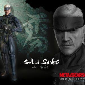 Video Games Metal Gear Solid    Wallpaper
