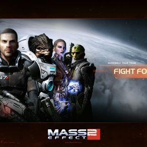 Mass Effect   Games Desktop Wallpaper