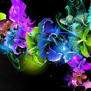 Color Abstract Wallpaper