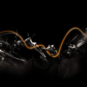 Abstract C D Wallpaper By Lupo