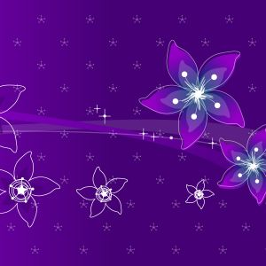 Violet Free Abstract Wallpapers