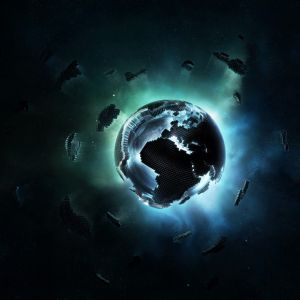 Awesome Black Themed Abstract Wallpapers In HD  Dut Com