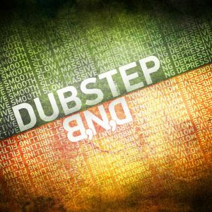 Dub Step Abstract Wallpaper