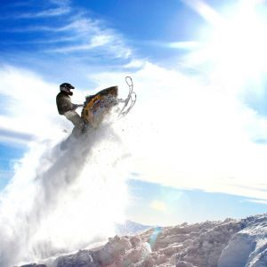 Snowmobile Wallpaper