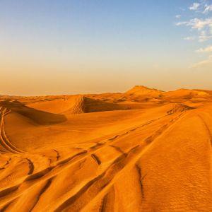 Desert Dubai Wallpaper