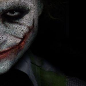 Joker Smile Wallpaper