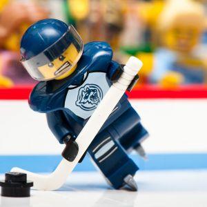 Hockey Lego Wallpaper