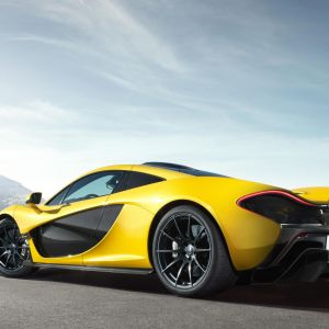 Mclaren P  Supercar Wallpaper