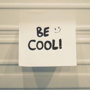 Be Cool Wallpaper