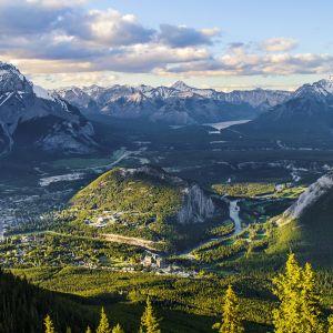 Canada Alberta Wallpaper