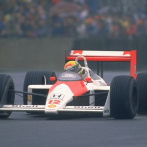My Sony Xperia Samsung Z HD Wallpaper F  Fansite Com Ayrton Senna
