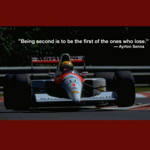 My Sony Xperia Samsung Z HD Wallpaper Ayrton Senna Quote Brazil
