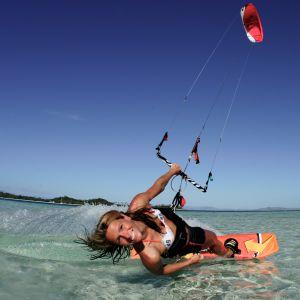 Summer Kite Surf  Wallpapers IPad