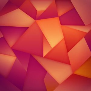 Abstract Triangles High Resolution