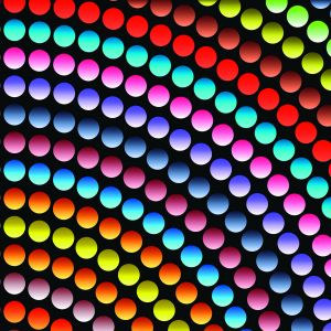 Abstract Mosaic Desktop Background