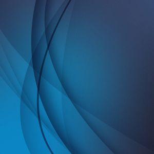 Galaxy S  HD Wallpaper Curves Blue