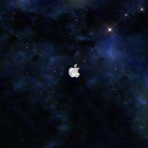 Apple Logo Free Wallpaper For Galaxy S