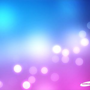 Nebulous Lights HD Samsung Galaxy S  Wallpaper
