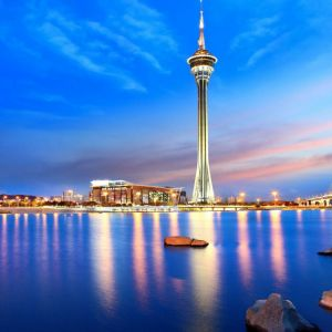 Wonderful Tower City Samsung Wallpaper