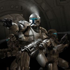 Star Wars Republic Commando Game Mobile Wallpaper     X
