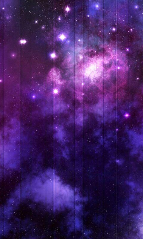 Wallpaper Full Hd      X      Smartphone Vertical Stiped Nebula