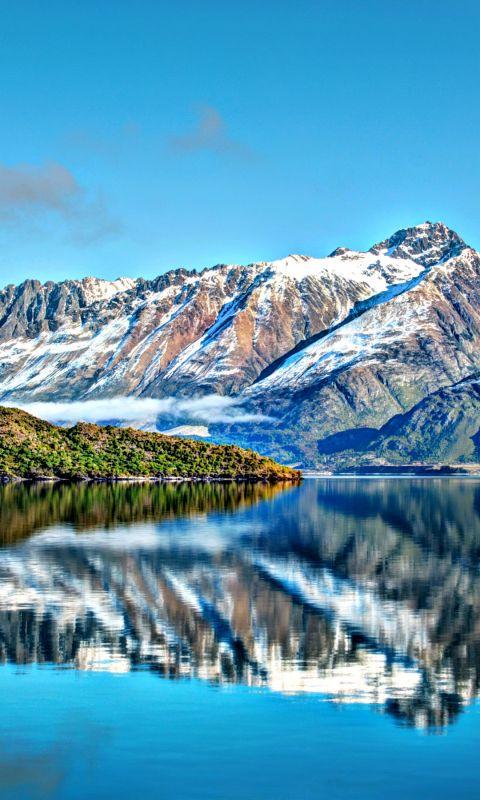 Beautiful Mountains Wallpaper Hd     X