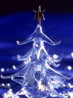 Beautiful Christmas Tree HD Wallpaper