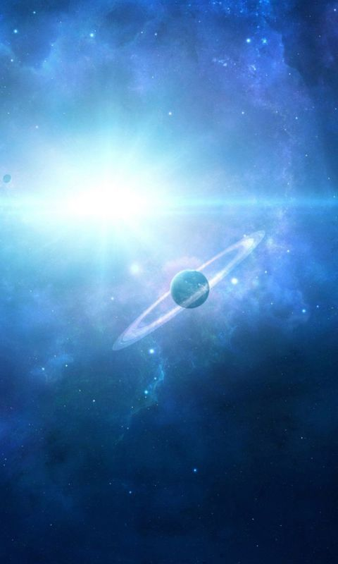 Wallpaper Full Hd      X      Smartphone Space Planet