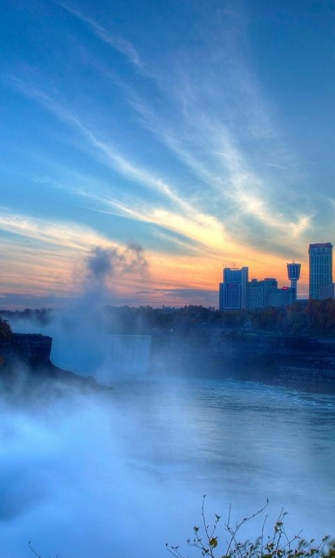 Beautiful Niagara Wallpaper
