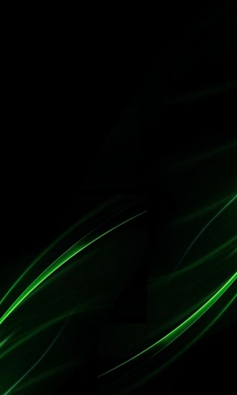 Abstract Green Lines Wallpapers           X