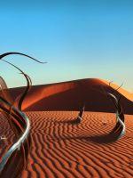 Abstract Desert Wallpapers           X