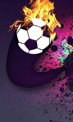 Football Galaxy S  Wallpapers HD