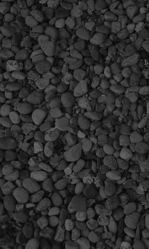 Stone sea dark pattern wallpaper