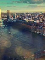 England london sky view city wallpaper