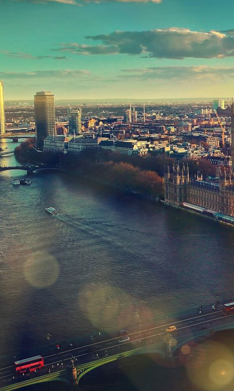 England london sky view city wallpaper