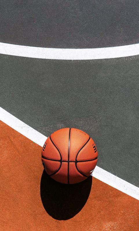 brown basketball wallpaper