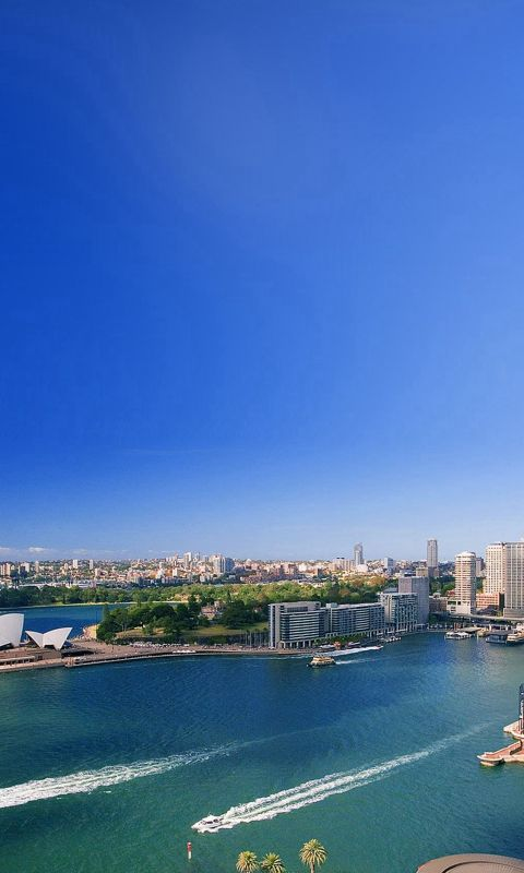 Australia Landscape City wallpaper