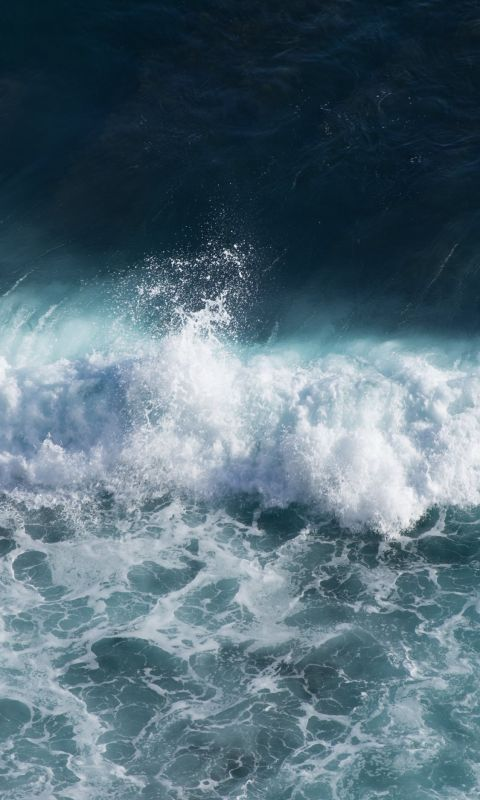 sea waves wallpaper