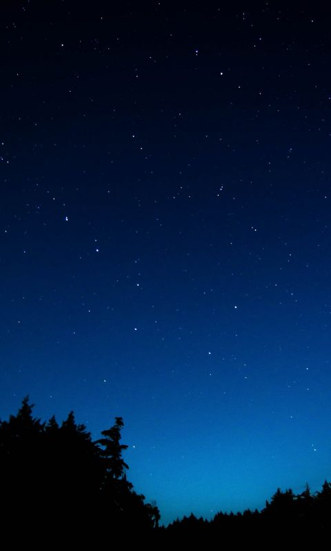 sky at night wallpaper