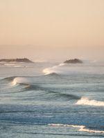 waver waves during daytime wallpaper