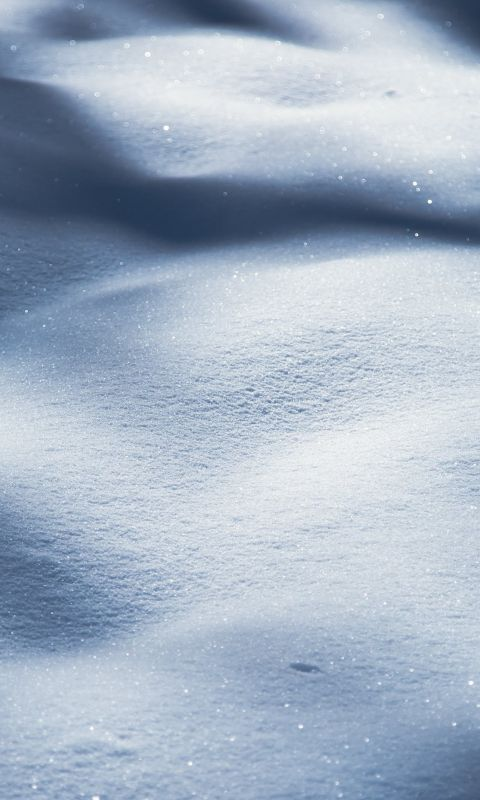 snow covered surface wallpaper