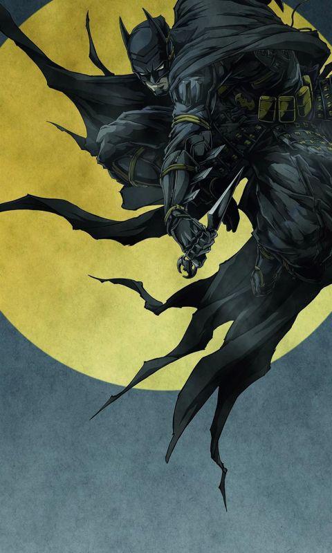 19 Batman Ninja on afari wallpaper