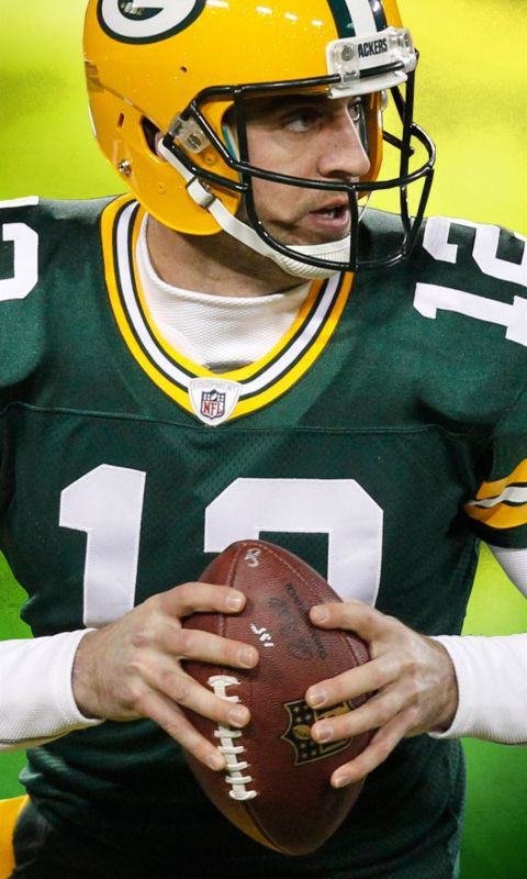 aaron rodgers green bay packers green bay wallpaper