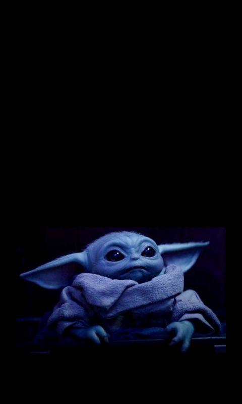 Baby Yoda again Imgur wallpaper