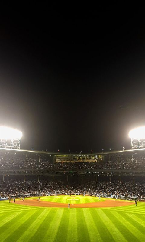 Wrigley Field Hd posted by John Simpson wallpaper