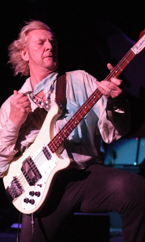 Best 51 Chris Squire on Hip wallpaper
