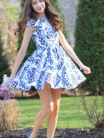 The Perfect Easter Sunday Dress Lace Lashes wallpaper