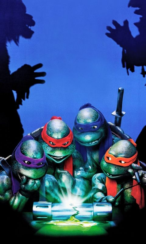 Teenage Mutant Ninja Turtles 2018 wallpaper